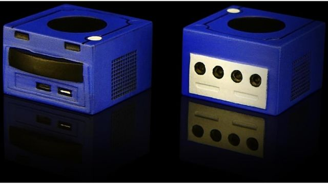 My newest keycap I've created - GameCube for Cherry MX 😎 #cool #pc #pcgamingsetup #keyboards #computers #tech #mechkeybs #pcgaming #mechanicalkeyboards #office #love #work #battlestations #officeaccessories